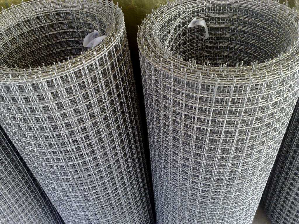 Crimped wire mesh tfyhw china