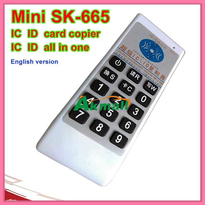 Mini Sk-665 IC ID Card Copier