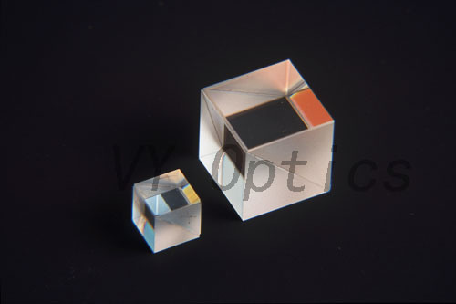 Optical UV Grade Fused Silice Beamsplitter Cube/Beam-Splitter