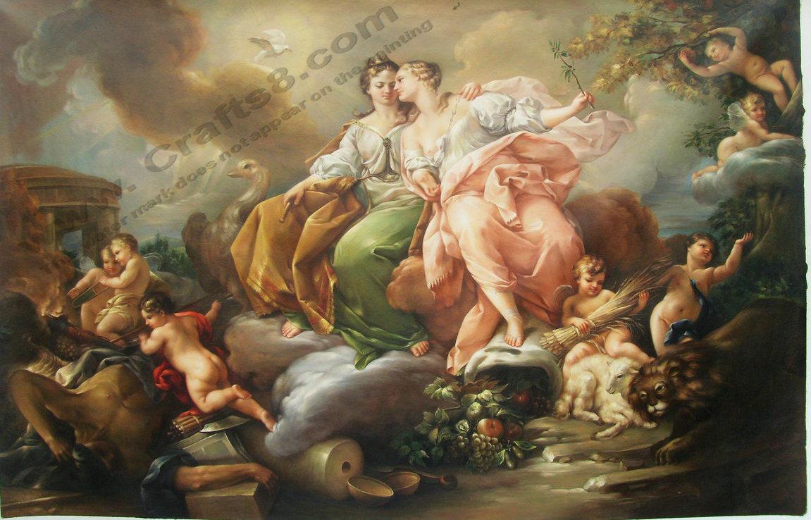 Famous Painting Dec