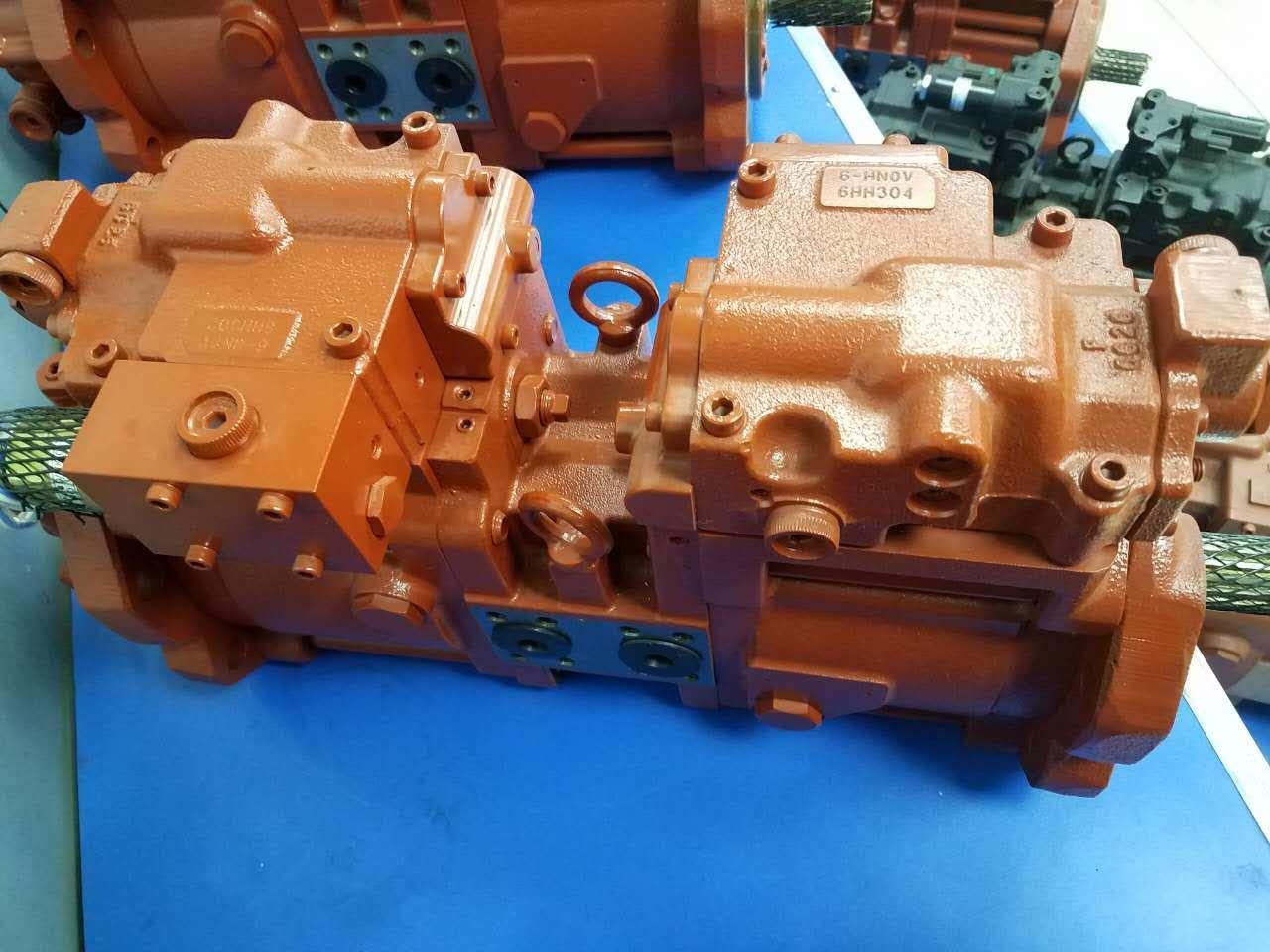 Piston Pump for Mini Excavator (5T~6T, 7T~8T, 10T~12T, 13T~16T, 20T~25T)