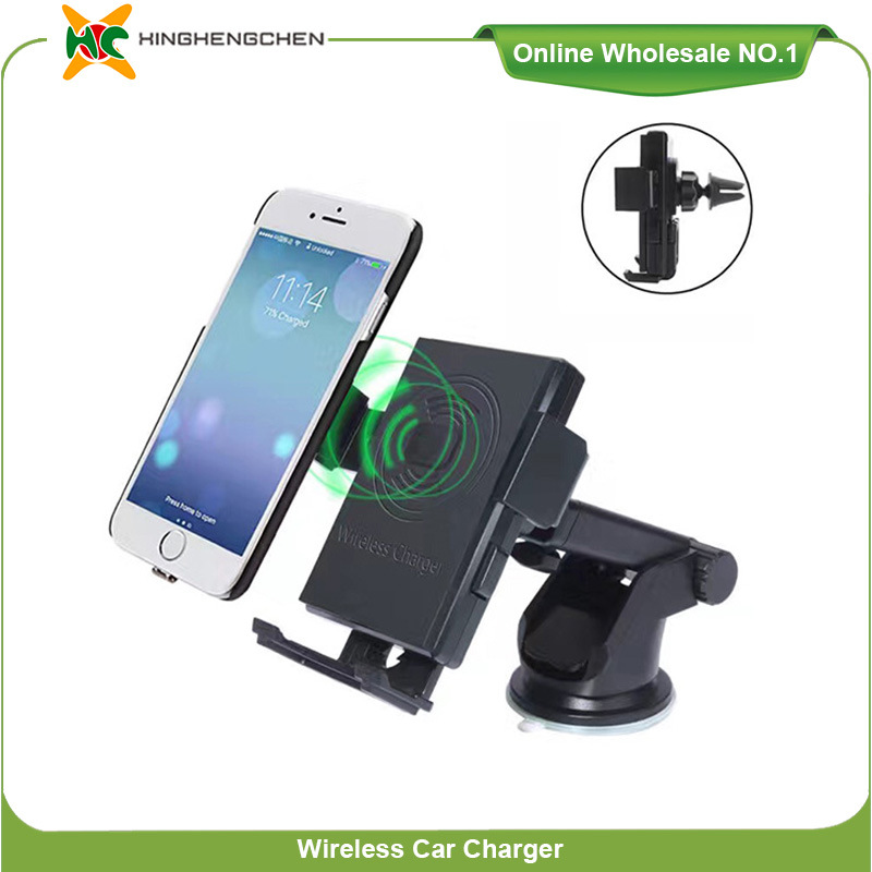 New Product Wireless Car Charger Dock Cell Phone Charger N8