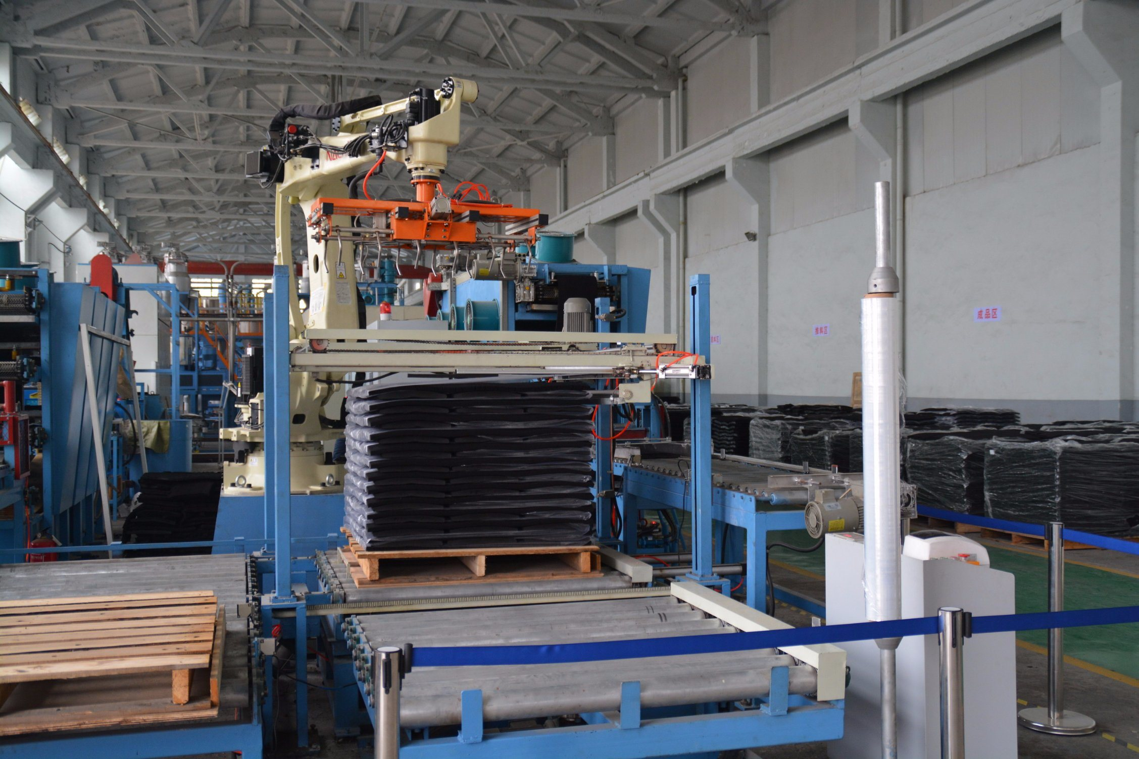 Automatic Packaging Equipments