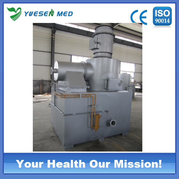 Medical Garbage Smokeless Incinerators for Hospital Ysfs-20