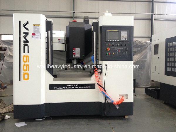 Vmc550 CNC Vertical Machine Center