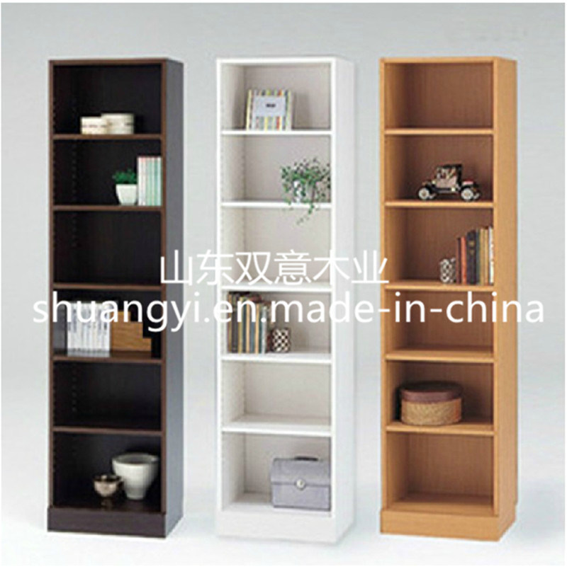 Modern Design Panel Furniture Bookshelf Cabinet for Storage