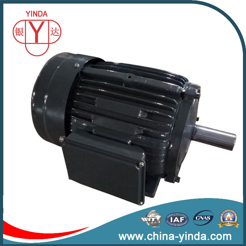 1.5HP-7.5 HP Tefc (IP55) Single Phase Electric Motor