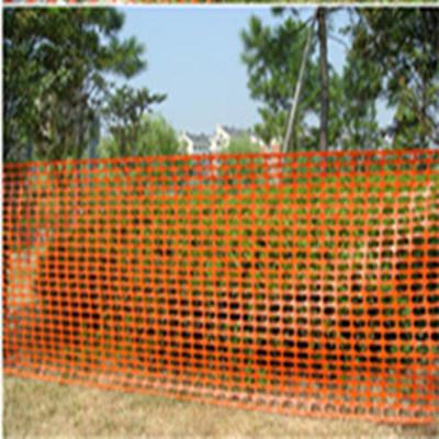China Hot Sale Orange Warning Fence