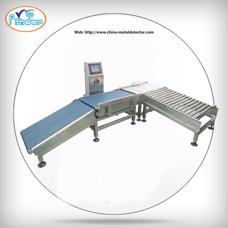 Conveyor Belt Automatic Weight Checker