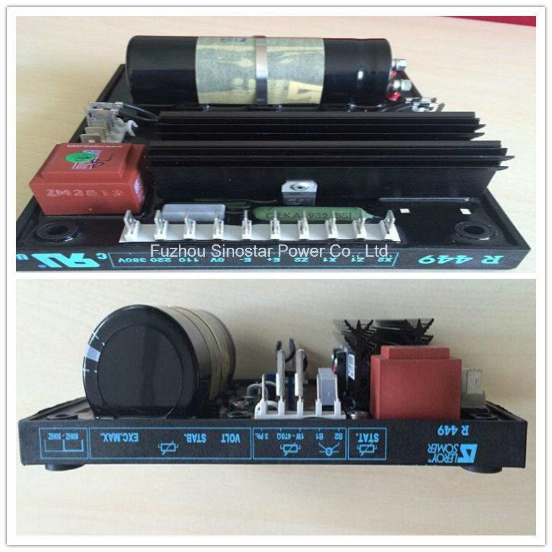 Leroy Somer Original Automatic Voltage Regulator/ AVR R449