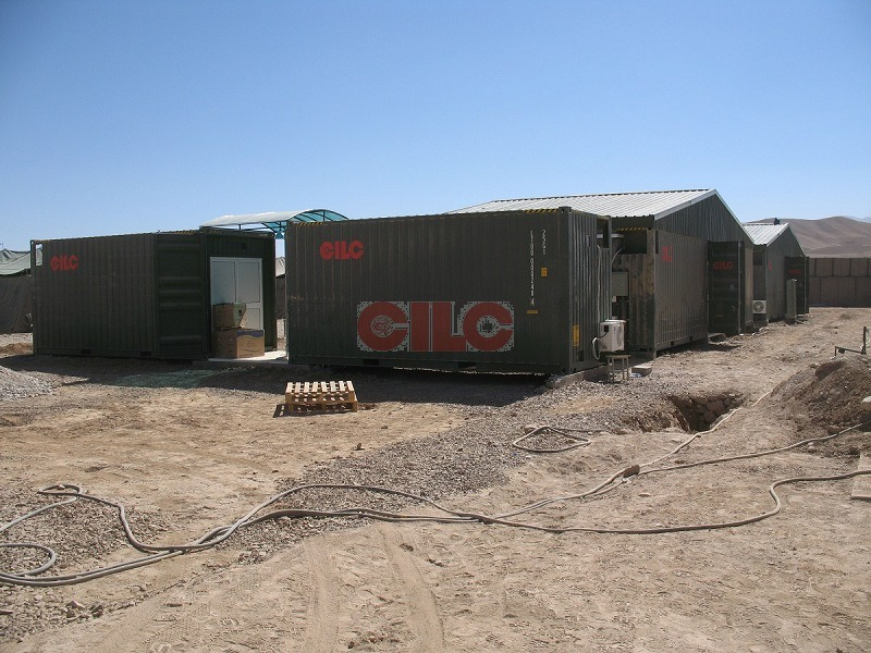 Modular Living Containers (CILC)