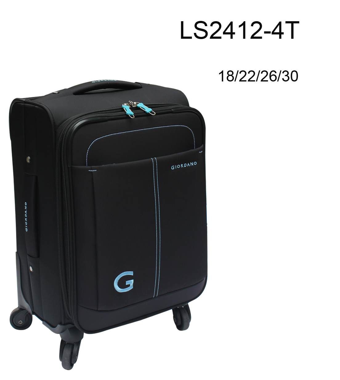 Universal Trolley Suitcase Bag with Wheels