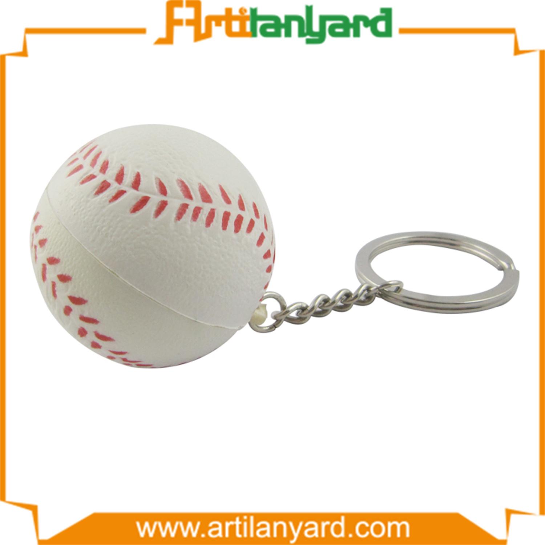 Custom Design Soft Rubber PVC Keychain