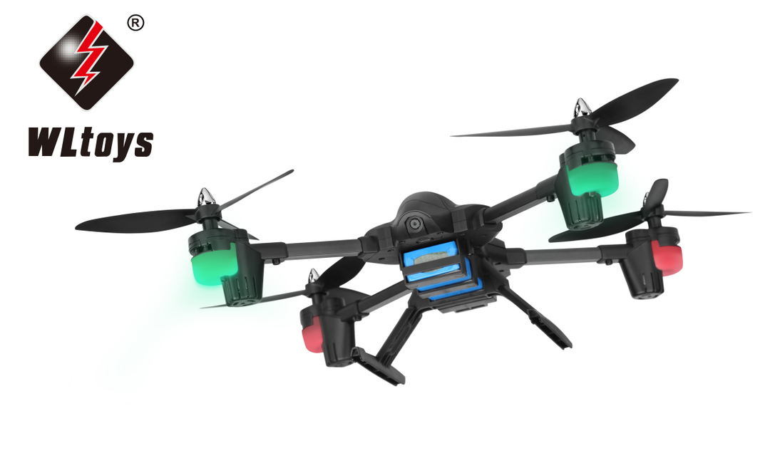 Cheap Wltoys Drone 2.4G Camera Drone of RC Kid Toy