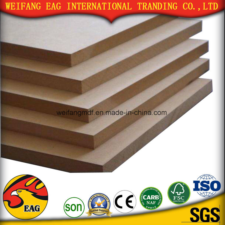 15mm/16mm/18mm High Glossy Magic Melamine MDF with Competition Price