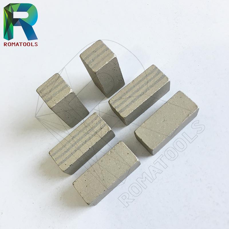 900mm Blades of Diamond Segments for Limestone Stone Cutting