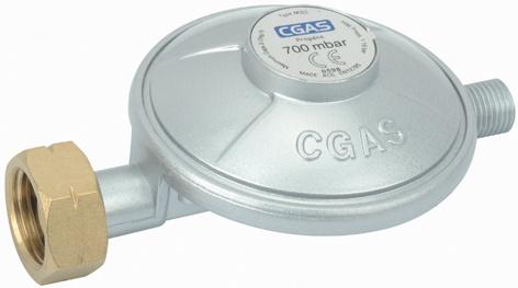 LPG Euro Media Pressure Gas Regulator for Russia (M30G02G700)