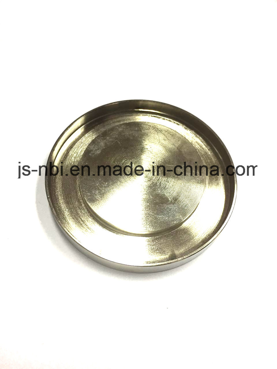 OEM Forging and Machining Steel Plate with Nickel Plated