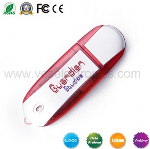 Best Sell USB Pen Drive Business Gift 8GB Flash Drive