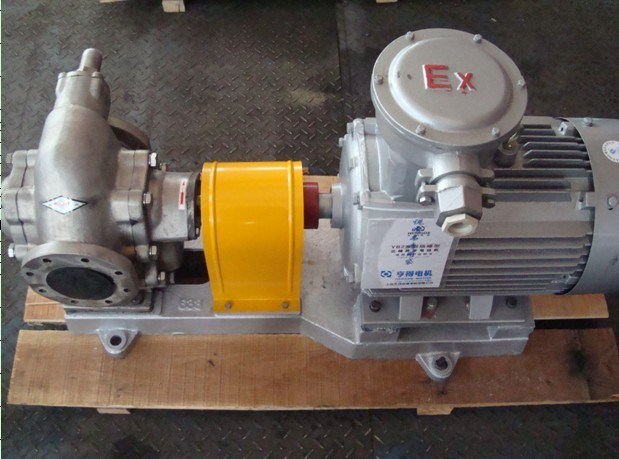 KCB (2CY/YCB) Gear Oil Pump for Crude Oil/Diesel Oil/Heavy Oil