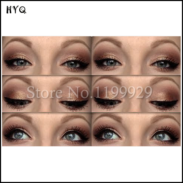 Two Types Cosmetic Eye Shadow Lorac PRO Palette 16 Colors Smoky Eyeshadow Palette Makeup
