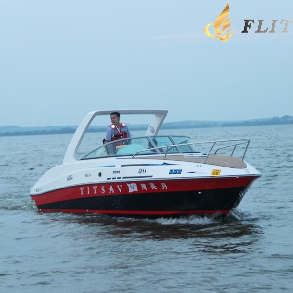 10 Person FRP Cabin Boat