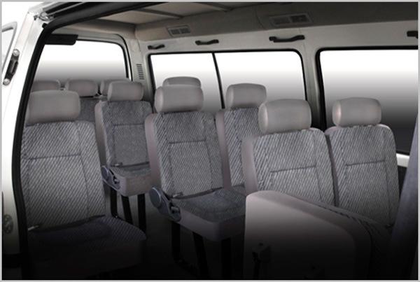 KINGSTAR Pluto B6 14 Seats Mini Bus, Van, Minibus