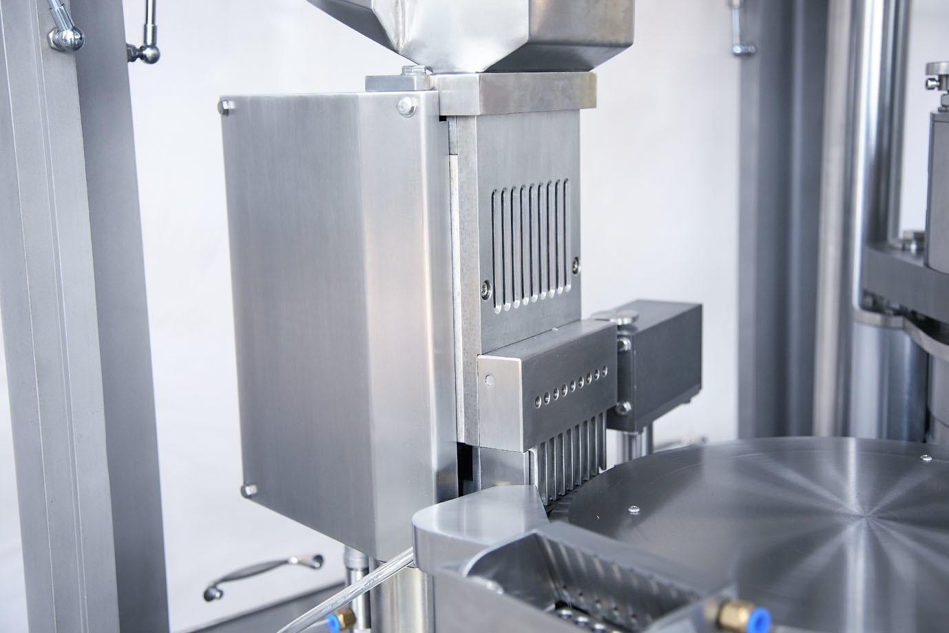 CE & Auto Capsule Filling Machine (NJP-1200)