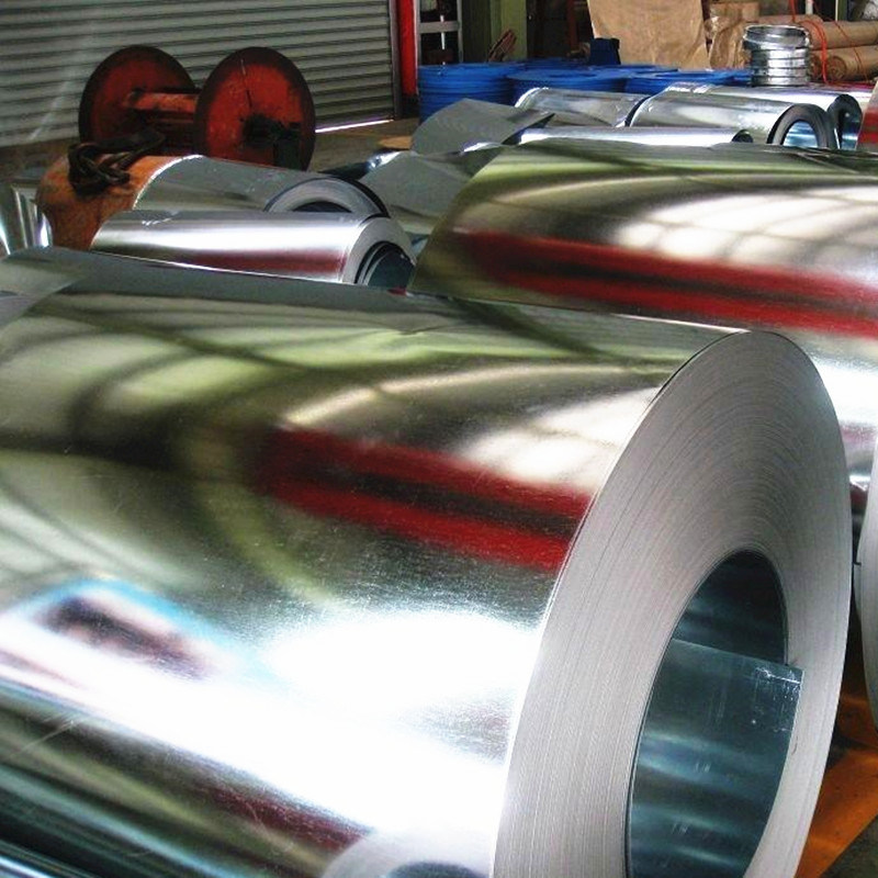 Dx51d Galvanized Steel Coil Steel Strip for Construction