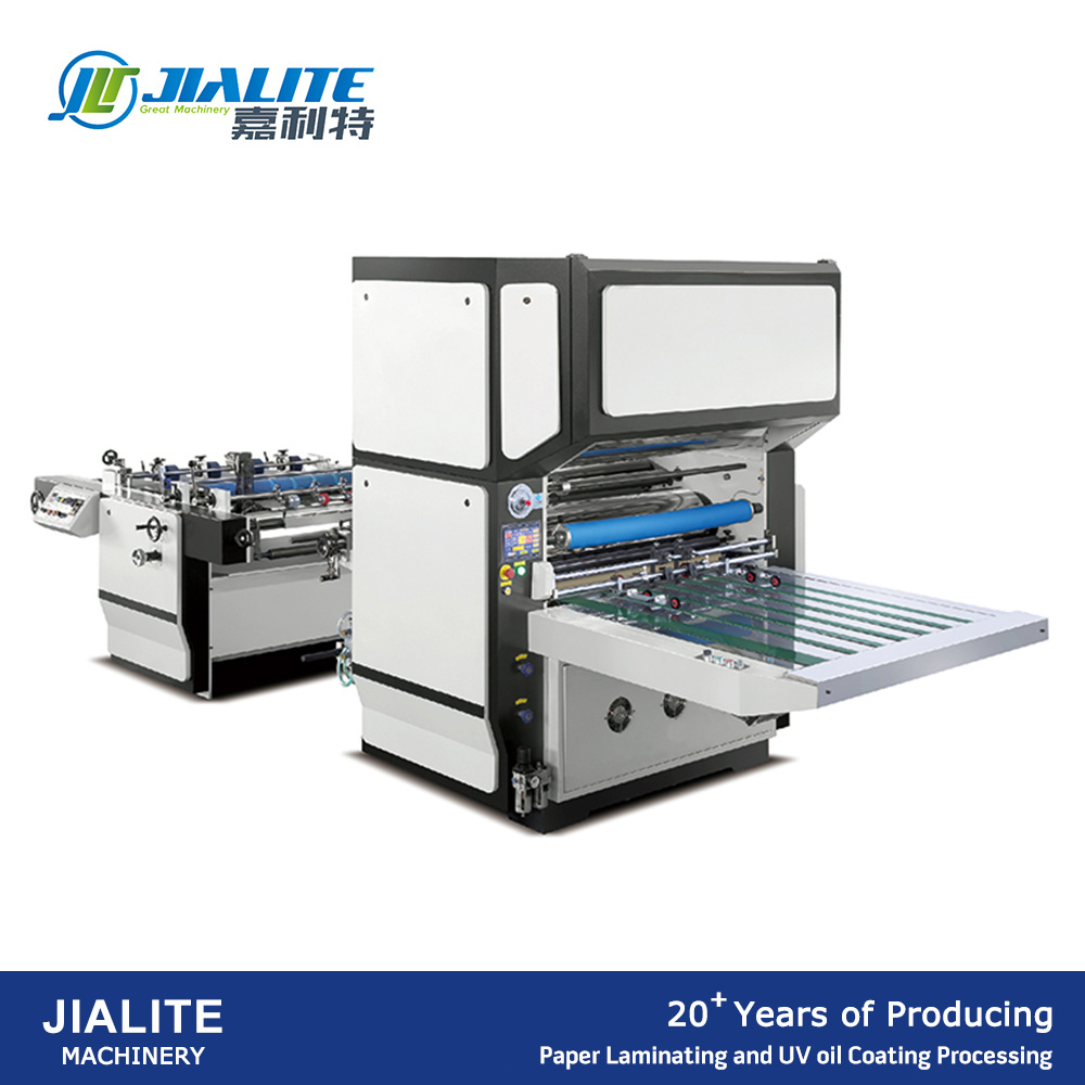 Msfm-1050 Paper Foil Laminating Machine