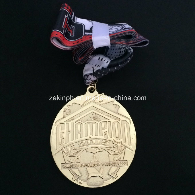 Custom Running Competition Medals as Rewards