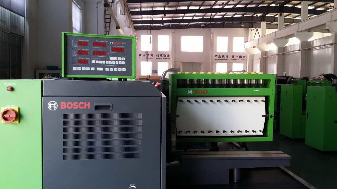 Bosch Diesel Fuel Injection Pump Test Bench