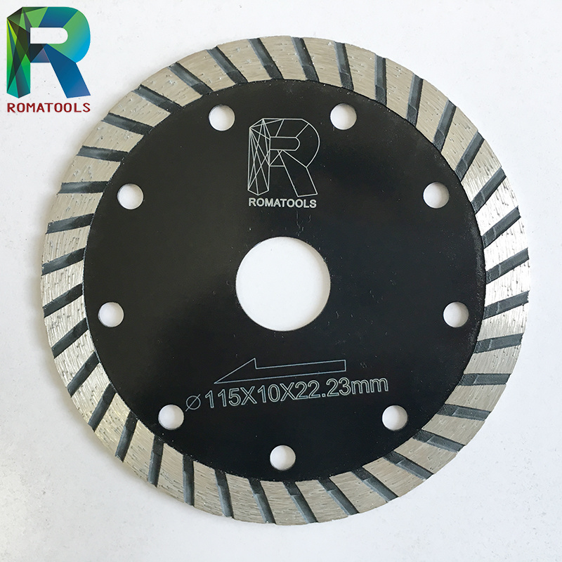 "7"" Stone Cutting Discs for Stone Granite Marble Ceramic Cutting"