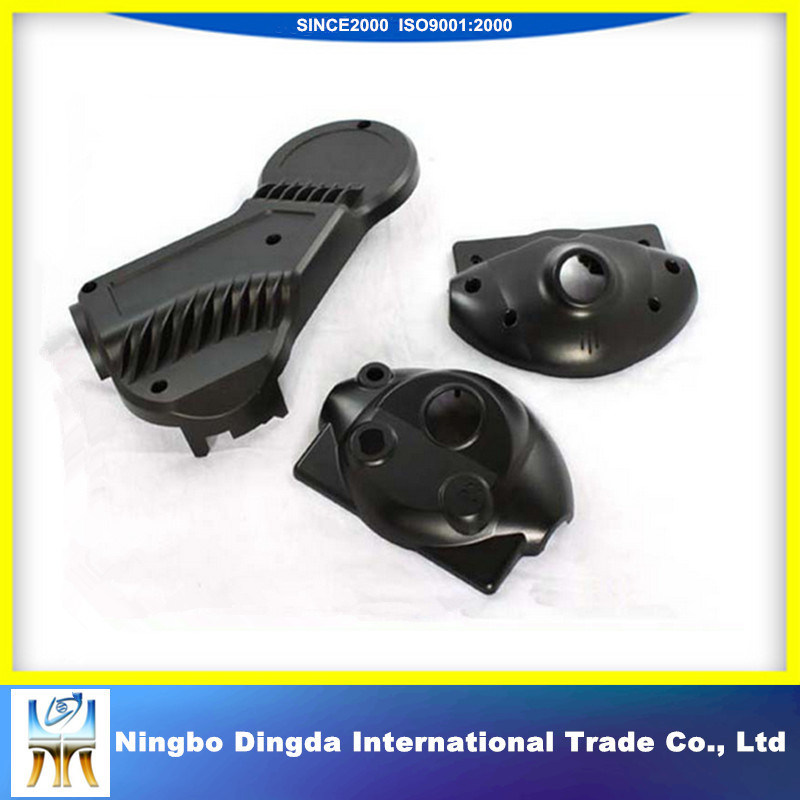 Molded Plastic Parts Made of PVC ABS