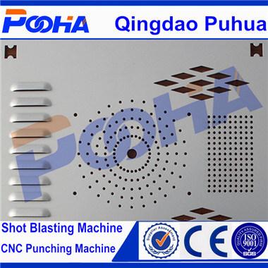 Fagor Control System Servo Driven CNC Punch Press Machine