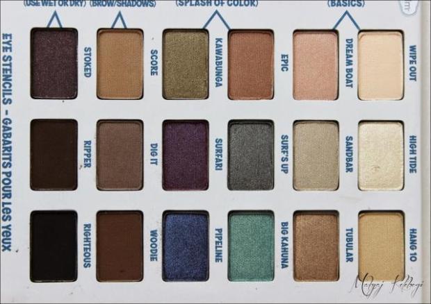 18 Colors Palette Eyeshadow Long-Lasting Eyeshadow The Balm Eyeshadow