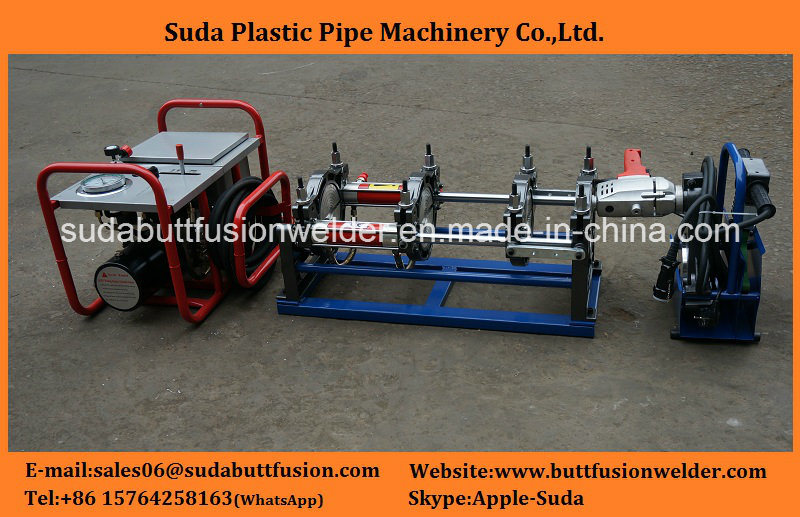 Sud 200h HDPE Plastic Pipe Welding Machine (40-200mm)