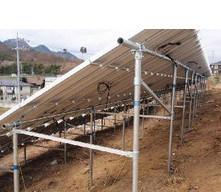 Solar Energy Bracket of Ground Mounting System