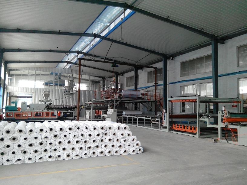 PVC Basement Waterproof Membrane/PVC Tunnel Waterproof Membrane