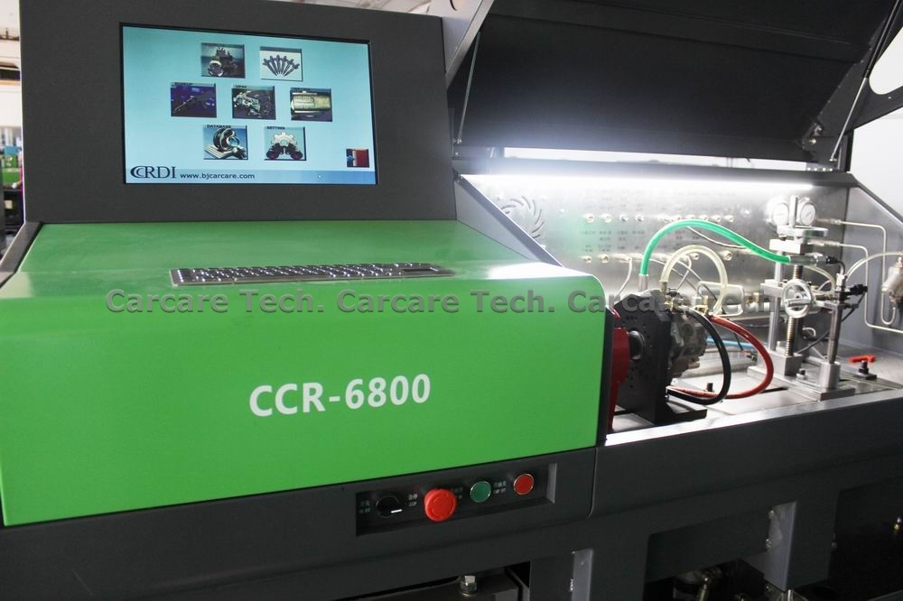 Automatic Injection Pump Test Equipment