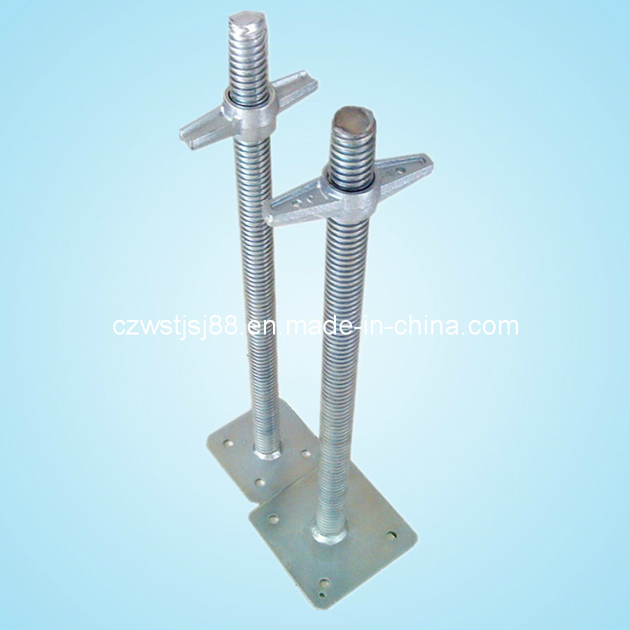Scaffold Accessories Jack Base and U Head