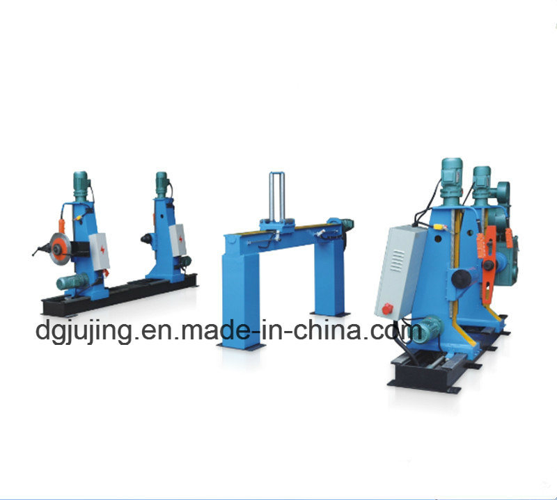 Shaftless Take-up Pay-off Cable Machine