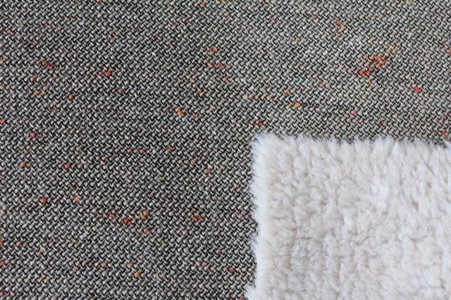 Leopard Printed Fabric Bonding PV