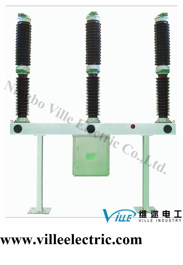 Outdoor Hv Vacuum Circuit Breaker; Circuit Breaker