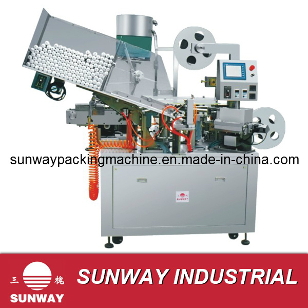 B. Kfx-II Automatic Tube Drilling and Foil Sealing and Capping Packing Machine