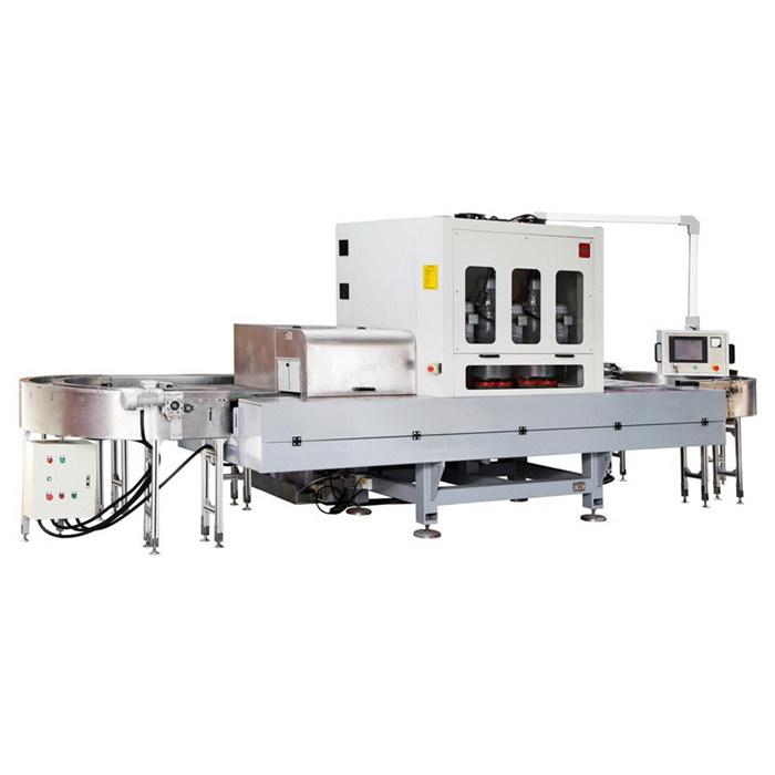 Fine Blanking Press Deburring Finishing Machine
