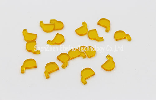 Customs Plastics CNC Machining Part