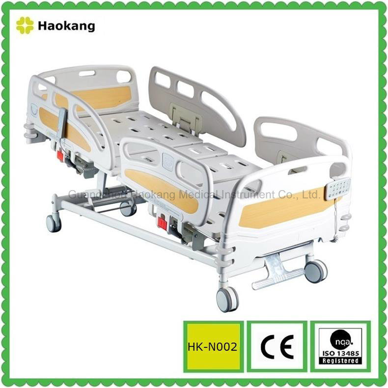 HK-N002 Deluxe Electric ICU Bed (medical bed, hospital bed)