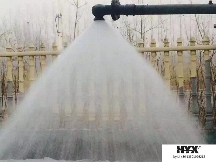 FRP Pipe for Flue Gas Desulfurization Equipment
