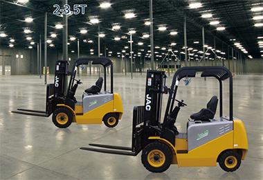 JAC Electric Forklift Cpd20/ AC Motor Forklift